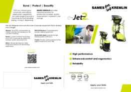Leaflet e-Jet 2 (English version) SAMES KREMLIN