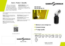 Leaflet PPH 707 MT-MT2K (English version) SAMES KREMLIN