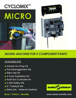 Cyclomix Micro Kits brochure North America