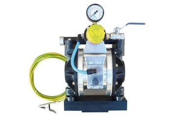 (2) Diaphragm pump